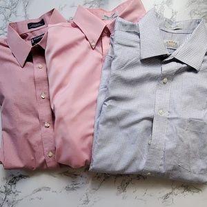 Bundle Mens Dress Shirts